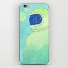 Wanderer Within iPhone & iPod Skin