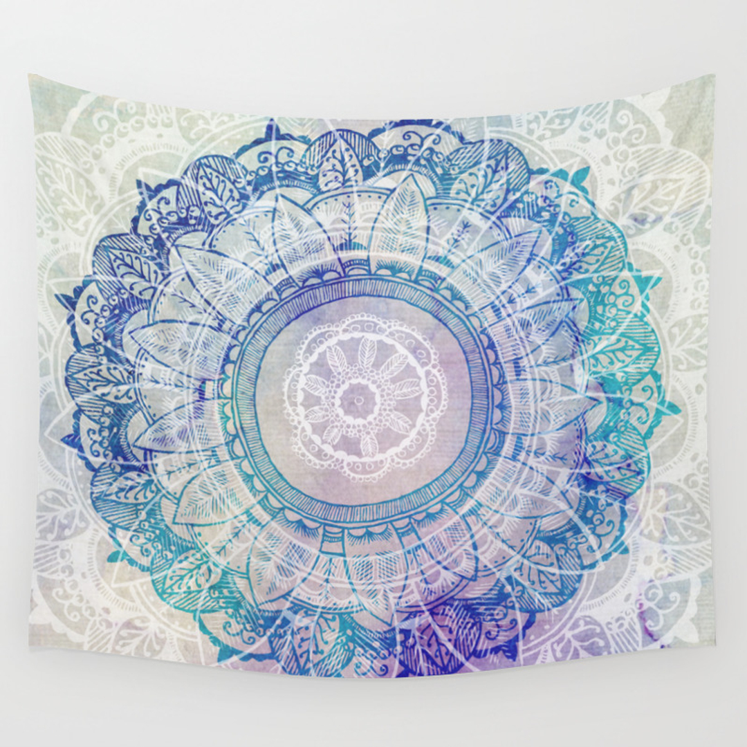Wall tapestries society6