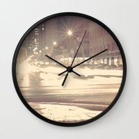 Photophobia Wall Clock