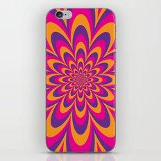 Infinite Flower iPhone & iPod Skin