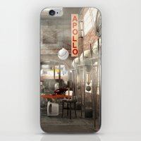 /warehouse iPhone & iPod Skin