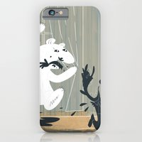 iPhone & iPod Case featuring Not Again! by David Finley