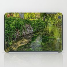 GREEN ART iPad Case
