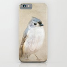 Bird Little Blue Slim Case iPhone 6s