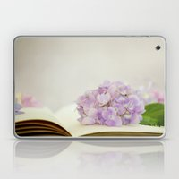 Every Flower Tells A Story Laptop & iPad Skin