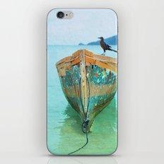 BOATI-FUL iPhone & iPod Skin