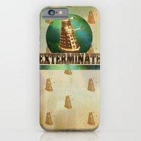 Doctor Who: Dalek Print iPhone 6 Slim Case