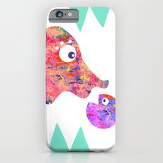 miss you, YOU! iPhone 6s Slim Case