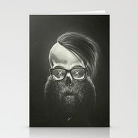 N.E.R.D. - (No-One Ever Really Dies) Stationery Cards