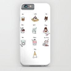 Parks and Rec Ice Cream Slim Case iPhone 6s