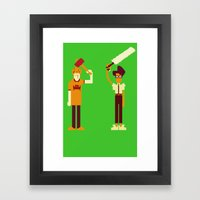 The IT Crowd: Masters Of… Framed Art Print