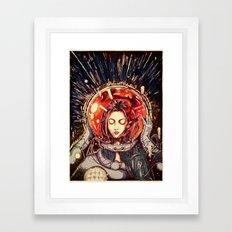 AURORA 2 Framed Art Print