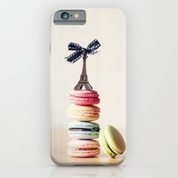 iPhone & iPod Case featuring Macarrons by Irene Miravete