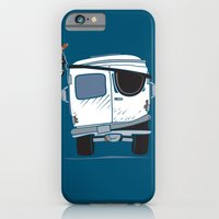 The Booty Wagon iPhone 6 Slim Case