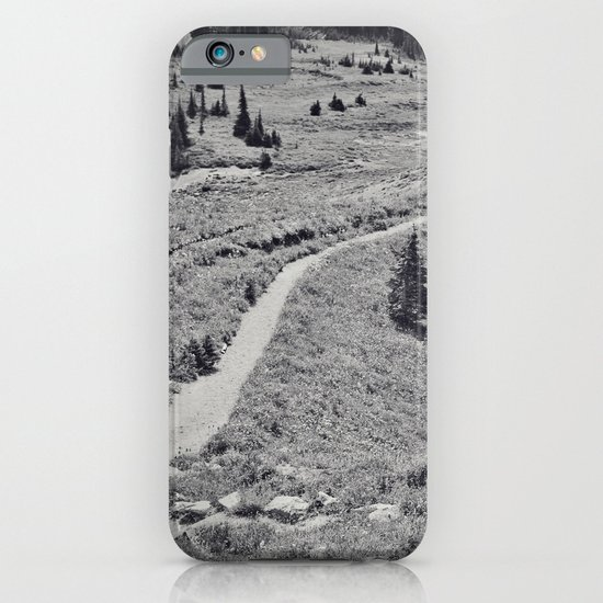 Trail B&W iPhone & iPod Case