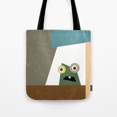 Monster Within  Tote Bag