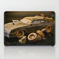 Mad Max Interceptor iPad Case