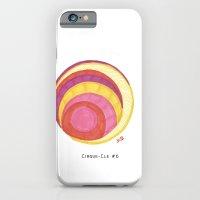 Cirque-Cle #6 iPhone 6 Slim Case