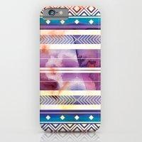 Geometric Watercolor  iPhone 6 Slim Case