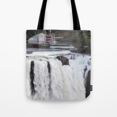 When Will It Fall? Tote Bag