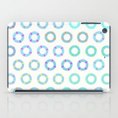COLOR OF FLOAT iPad Case