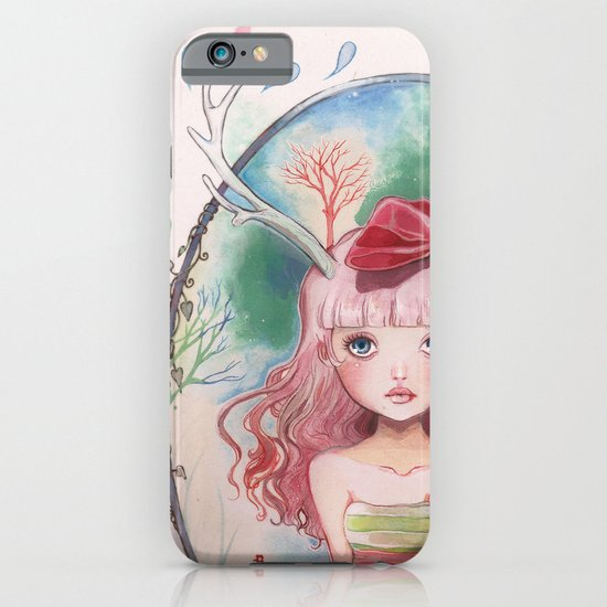 Jolie toi iPhone & iPod Case
