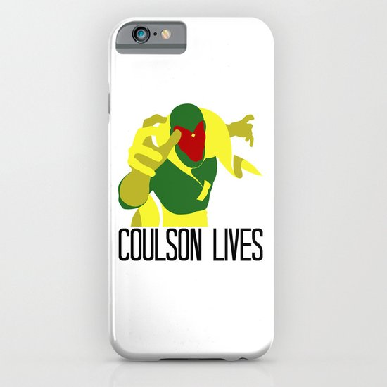 Agent Coulson, My One Good Eye. iPhone & iPod Case