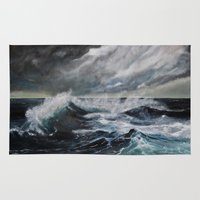 Stormy Weather Rug