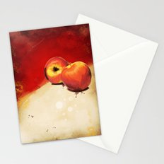 Adam's Apple Stationery Cards