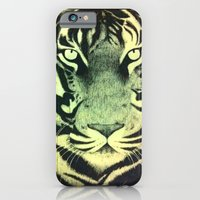 Be a Tiger (Yellow) iPhone 6 Slim Case