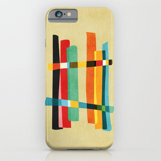 Broken Fences iPhone & iPod Case
