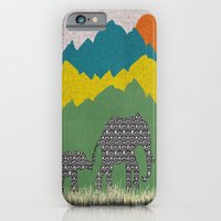 Elephant Park 3 iPhone 6 Slim Case