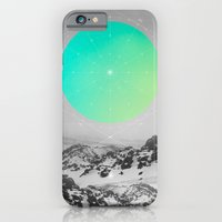 iPhone Cases featuring Middle Of Nowhere II by soaring anchor designs