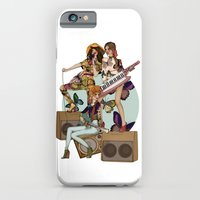 iPhone & iPod Case featuring ALMOST FAMOUS by annabours