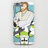 Obi-wan And Clone Troope… iPhone 6 Slim Case