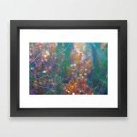 Divuse Light Specially I… Framed Art Print