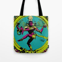 Natraj Dance Tote Bag