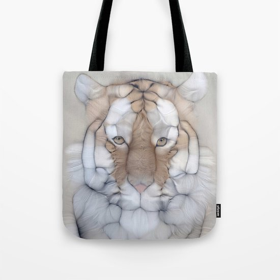 tiger wild Tote Bag