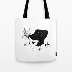 Sunday Mood Tote Bag