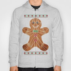 Gingerbread Man Hoody
