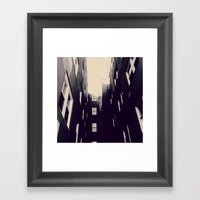 Window Framed Art Print