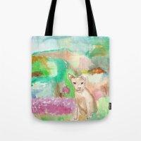 Doggy Tote Bag