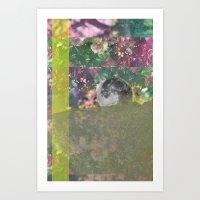 Prosper Planet Art Print