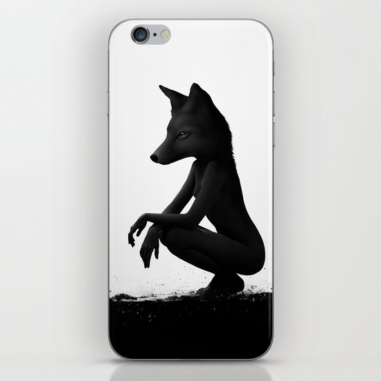 The Silent Wild iPhone & iPod Skin