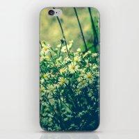 Bloom With Wild Abandon iPhone & iPod Skin