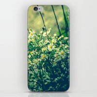 Bloom With Wild Abandon iPhone & iPod Skin