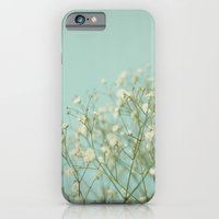 iPhone & iPod Case featuring Baby Blue by Cassia Beck
