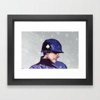 Doc Roe Framed Art Print