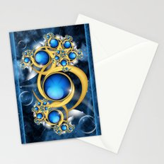Midnight Dream Stationery Cards