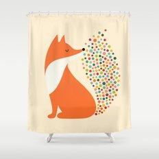 Little Fire Shower Curtain